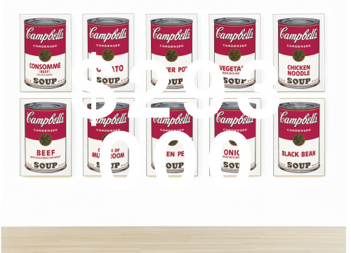 Andy Warhol, Campbell's Soup I (set Of 10)