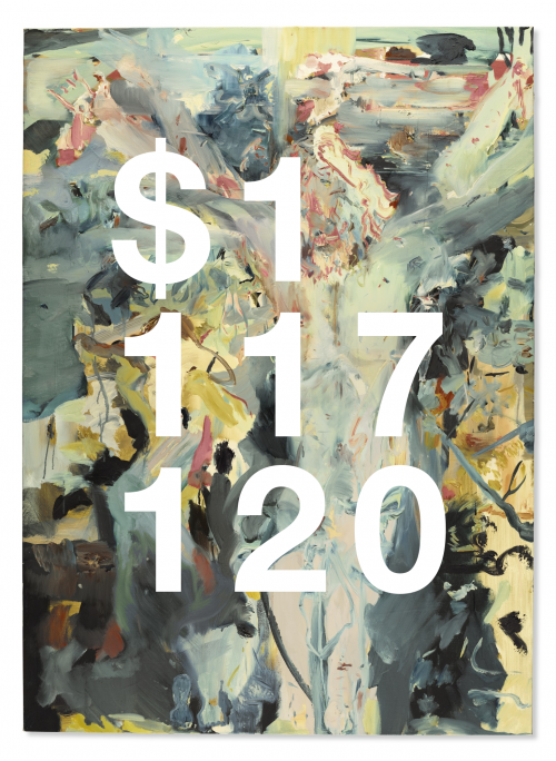 Cecily Brown, Untitled (jesus Christ)