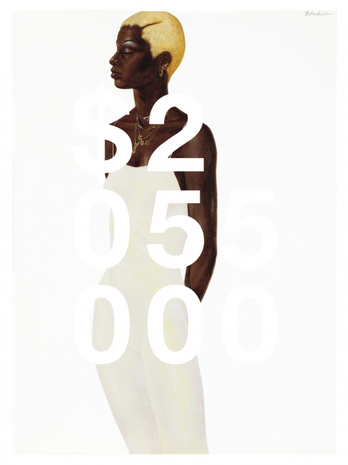Barkley L. Hendricks, Dancer
