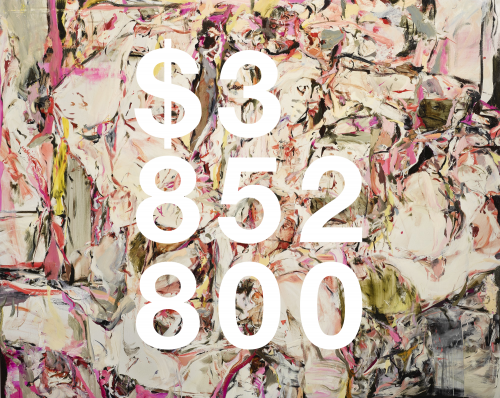 Cecily Brown, The Skin Of Our Teeth