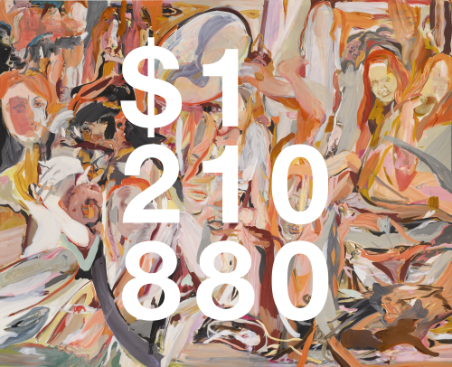 Cecily Brown, Where They Are Now