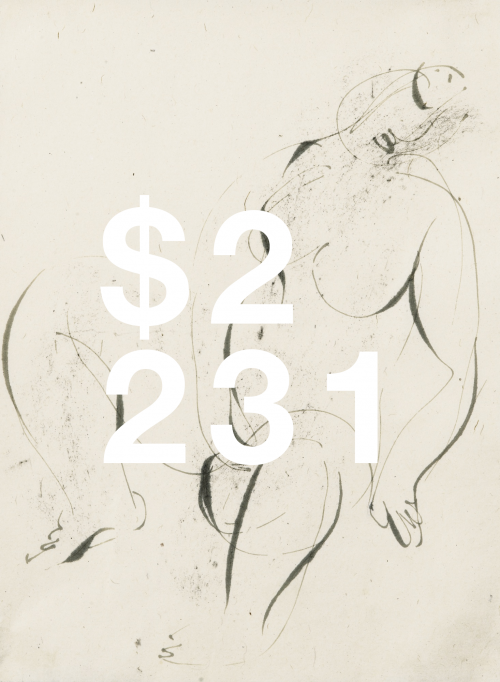 Jean Fautrier, Untitled
