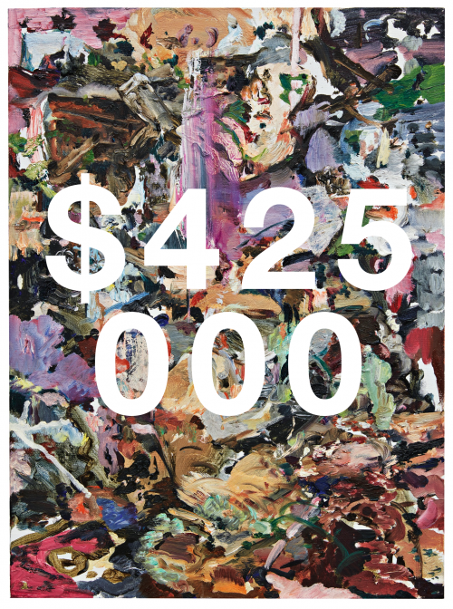 Cecily Brown, Untitled #17