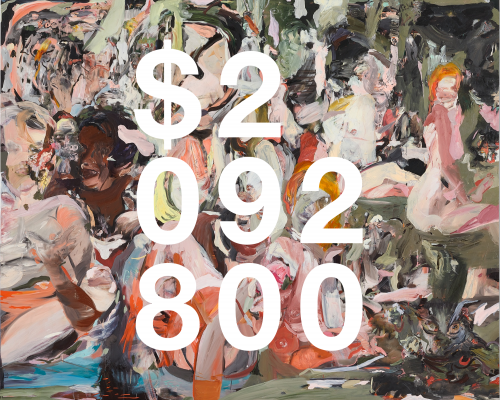 Cecily Brown, The Year Of The Scavenger
